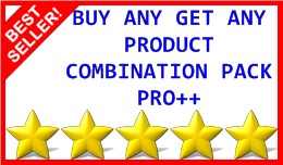 BUY ANY GET ANY PRODUCT COMBINATION PACK PRO++